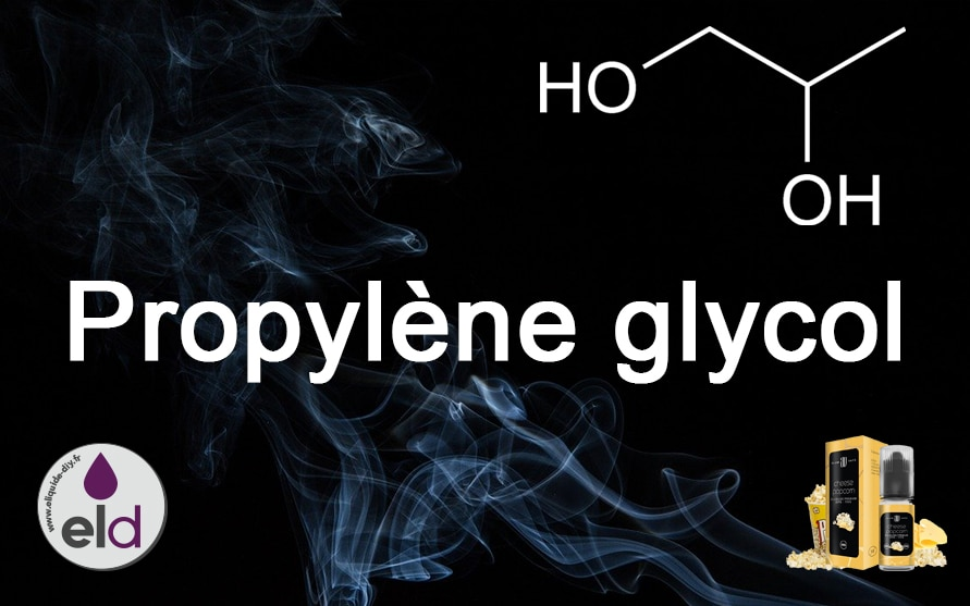 propylene glycol Eliquide