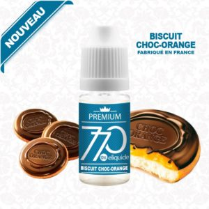 E-Liquide Biscuit Choc-Orange - 770 eliquide-DIY.fr