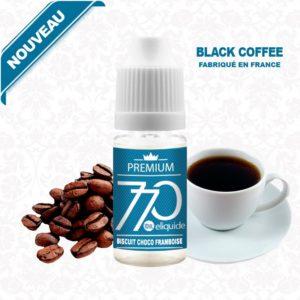 E-Liquide Black Coffee - 770 eliquide-DIY.fr