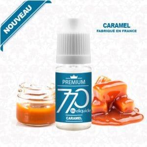 E-Liquide Caramel - 770 eliquide-DIY.fr