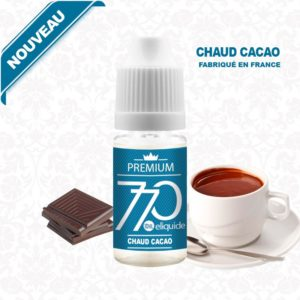 E-Liquide Chaud Cacao - 770 eliquide-DIY.fr