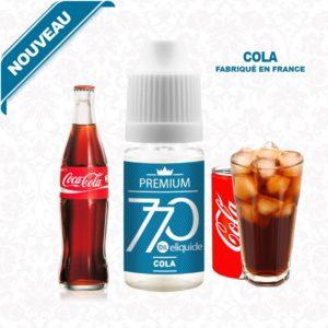 E-Liquide Cola - 770 eliquide-DIY.fr