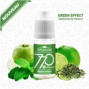 E-Liquide Green Effect - 770 eliquide-DIY.fr