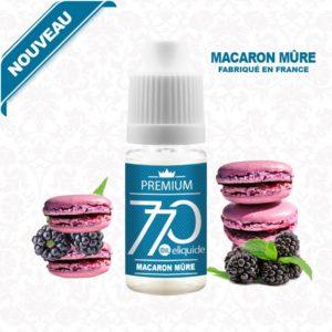 E-Liquide Macaron Mûre - 770 eliquide-DIY.fr