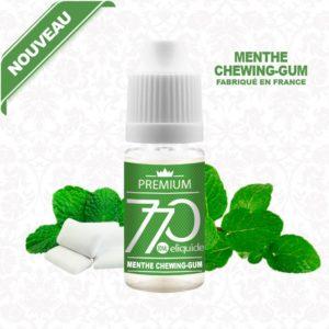 E-Liquide Menthe Chewing-gum - 770 eliquide-DIY.fr