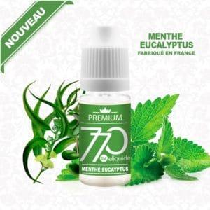 E-Liquide Menthe Eucalyptus - 770 eliquide-DIY.fr
