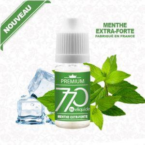 E-Liquide Menthe Extra Forte - 770 eliquide-DIY.fr