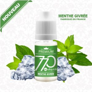 E-Liquide Menthe Givrée - 770 eliquide-DIY.fr