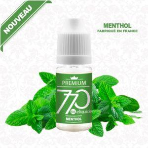 E-Liquide Menthol - 770 eliquide-DIY.fr