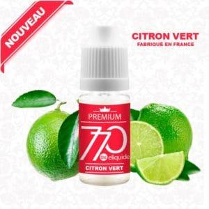 E-Liquide Citron vert - 770 eliquide-DIY.fr