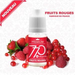 E-Liquide Fruits Rouges - 770 eliquide-DIY.fr
