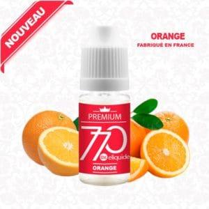 E-Liquide Orange - 770 eliquide-DIY.fr