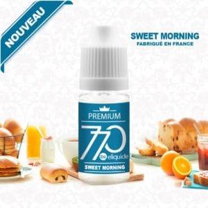 E-Liquide Sweet Morning - 770 eliquide-DIY.fr