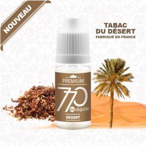 E-Liquide Tabac du Désert - 770 eliquide-DIY.fr