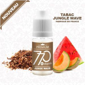 E-Liquide Tabac Jungle Wave - 770 eliquide-DIY.fr