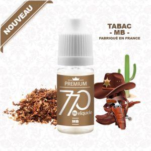 E-Liquide Tabac MB - 770 eliquide-DIY.fr