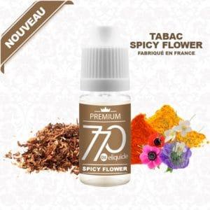 E-Liquide Tabac Spicy Flower - 770 eliquide-DIY.fr