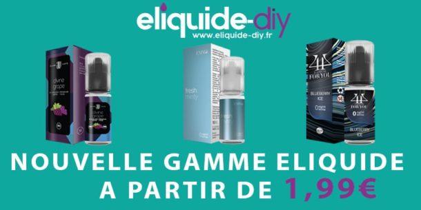 promotion e-liquide pas cher