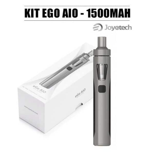 Kit Ego AIO Eco modèle 2020 prêt à vaper de Joyetech noir