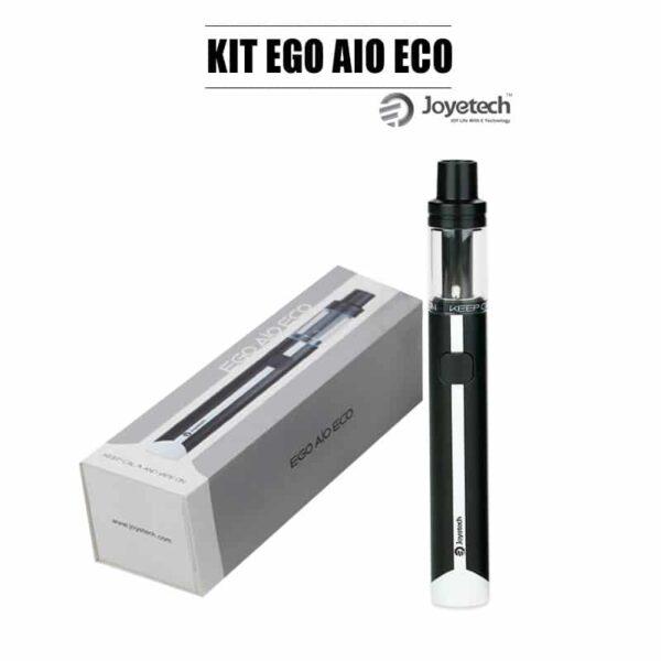Kit Ego AIO Eco prêt à vaper 650 mAh de Joyetech