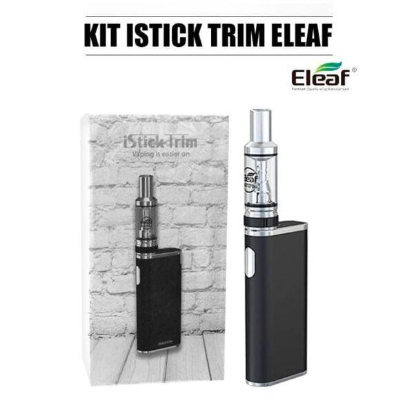 Cigarette électronique noire