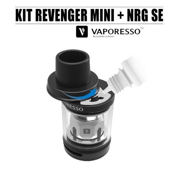 Vaporesso Revenger Mini kit doseur