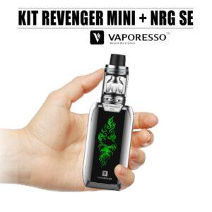 Vaporesso Revenger Mini kit vert