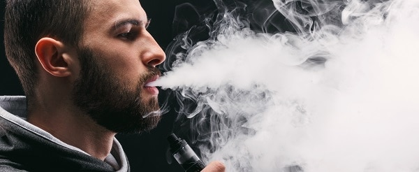 Produit vape nicotine