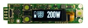 Chipset cigarette electronique