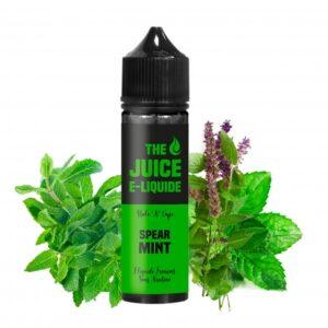 E-liquide 50ml The Juice MENTHE VERTE (Spear Mint) eliquide-DIY.fr