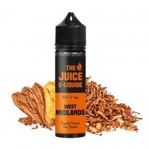 E-liquide 50ml The Juice WEST MIDLANDS eliquide-DIY.fr