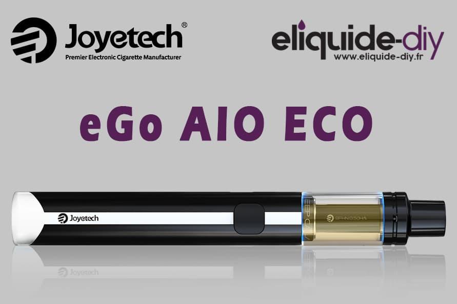 eGo AIO ECO Joyetech test