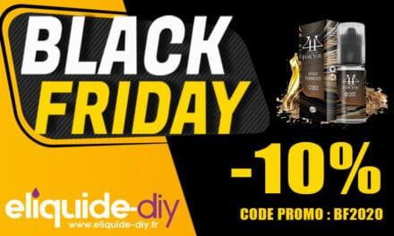 Le Black Friday 2020 avant l'heure ! Une semaine de folie démarre avec tous nos produits à -30% jusqu'au 29/11!!