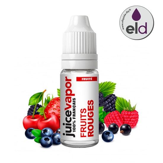 E-liquide mix fruits rouges pas cher