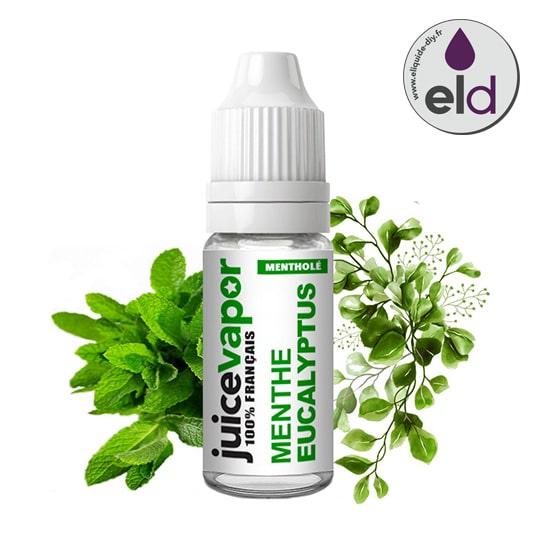 E-liquide à la menthe et eucalyptus pas cher