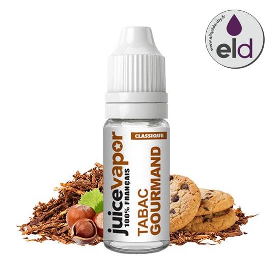Eliquide tabac gourmand juice vapor pas cher