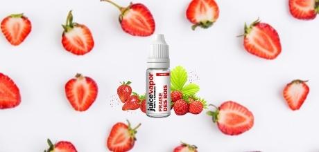 e-liquide fraise pas cher