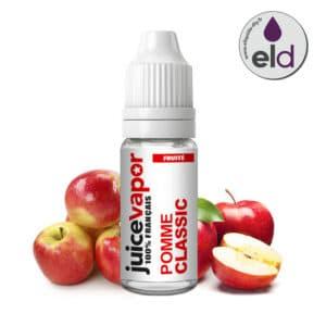 E-liquide à la pomme acidulée pas cher
