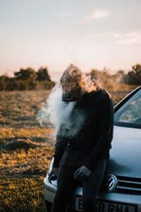 précaution cigarette conduite