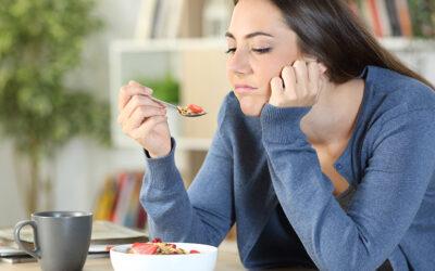 9 façons de soigner la perte temporaire du gout chez un vapoteur