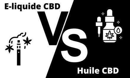 Liquides à vapoter au CBD et huile de CBD : quelle est la différence ?