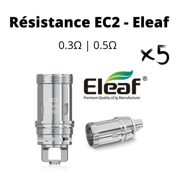 Resistance EC2 Eleaf