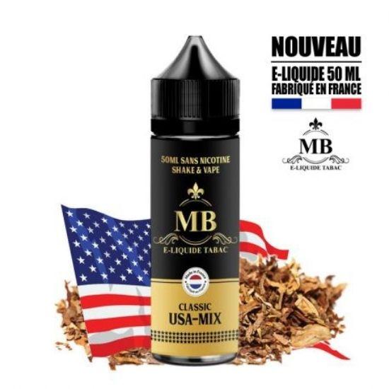 e liquide classic USA mix pas cher MB