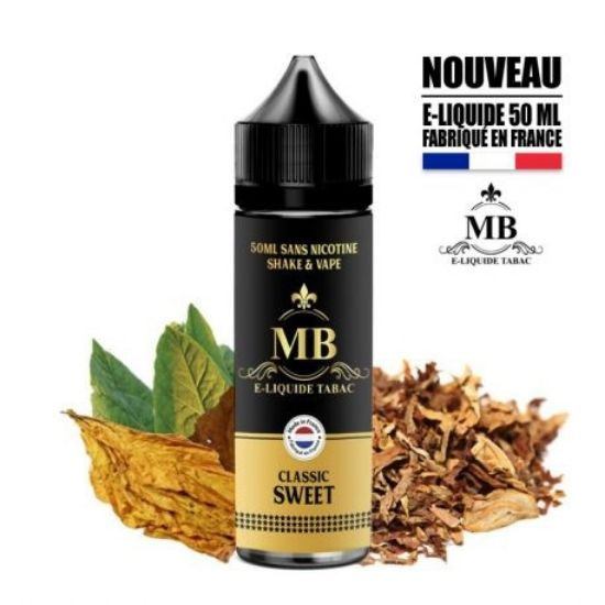 e liquide classic sweet pas cher MB