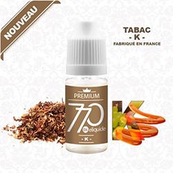 e-liquide tabac automne